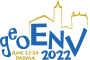 geoENV 2022 Website of the 14th geoENV conference in Parma, Italy